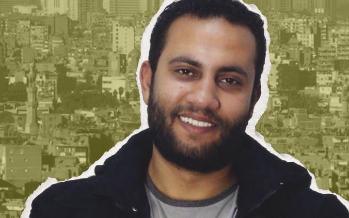 Schrijf voor de vrijheid van Ibrahim (Egypte)